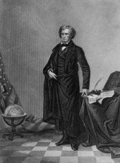 Figure 2 - John Calhoun 1860 - from the Wikicommons and in the public domain.