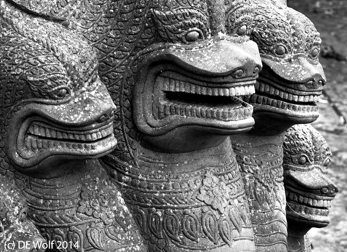 The five headed serpent - photo#11